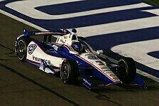IndyCar - Helio Castroneves beim Finale auf Pole