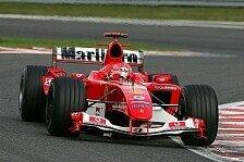 Formel 1, Bilderserie: Die zehn besten Ferrari-Boliden