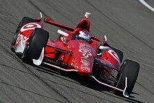 IndyCar - Ganassi verlängert mit Dixon und Kanaan