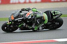 MotoGP - Smith verlässt das Gefühl nach Reifenwechsel