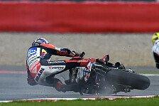 MotoGP - Bradl: Haben in die Scheiße gelangt