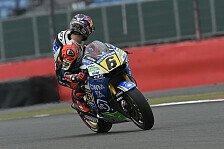 MotoGP - Bradl: Aufholjagd nach Fehler