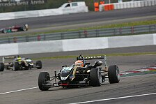 Formel 3 Cup - Markus Pommer gewinnt auf nasser Strecke