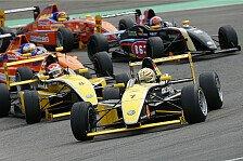 ADAC Formel Masters - Tim Zimmermann hat Vize-Titel im Blick