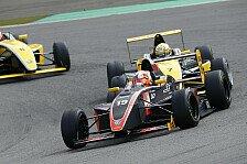 ADAC Formel Masters - Walilko beim Finale der Euroformula Open am Start