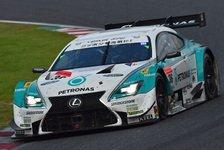 Super GT - Lexus-Sieg beim Saisonhöhepunkt