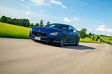 Auto - Veredelungsprogramm für den Maserati Quattroporte