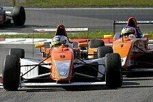 ADAC Formel Masters - Schiller heiß auf fette Punktebeute