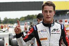 GP2 - Vandoorne bleibt 2015 bei ART