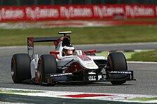 GP2 - Stoffel schlägt zurück: Vandoorne siegt in Monza