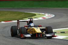 GP2 - Palmer siegt - Chaos durch Canamasas