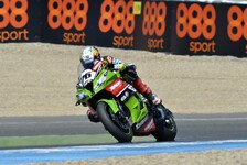 Superbike - Baz erobert die Pole Position in Jerez