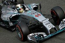 Formel 1 - Übersicht: Die Startnummern für die F1-Saison 2015