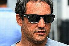 Formel 1 - Montoya: Formel 1 ist nur Wohlfühlfaktor