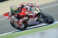 Superbike - Ducati hofft auf Setup-Fortschritte