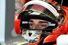 Formel 1 - Bianchi: Zweite Operation
