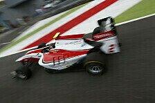 Von Spa über Monza nach Sochi