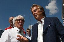 Formel 1 - Ecclestone: Kein Jobangebot an Montezemolo