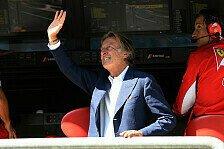 Formel 1 - Montezemolo verabschiedet sich endgültig