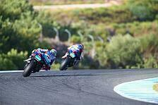 Superbike - Frustration bei Suzuki
