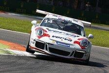Supercup - Verva Lechner Racing Team bereit für Saisonauftakt