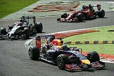 Formel 1 - Italien GP: Die Renn-Analyse