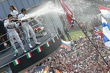 Formel 1 - Ecclestone: Monza muss trotzdem bezahlen