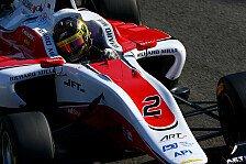 GP3 - Marvin Kirchhöfer: Ziel Vize-Titel