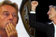 Formel 1 - Montezemolo-Abschied gut?