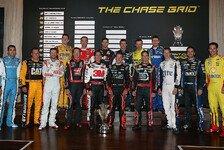 NASCAR - Bilder: Chase 2014 - Media Days