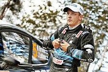 WRC - Mikko Hirvonen: Volkswagen ist einfach so stark