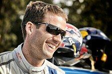 WRC - Umfrage: Fans sehen Ogier als Favoriten