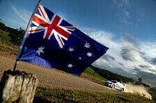 WRC - Vorschau Rallye Australien