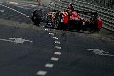 Formel E - Qualifikationsgruppen zum Putrajaya ePrix