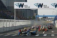 Formel E - Saisonstart der Formel E verschoben