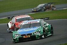 DTM - BMW-Duo nach Qualifying-Ende bestraft