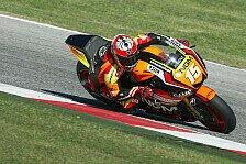 MotoGP - De Angelis: Kahnbeinbruch Ursache für Schmerzen
