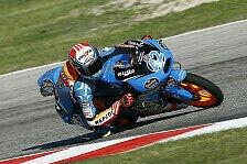 Moto3 - Rins gewinnt Duell gegen Marquez in letzter Runde