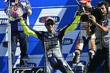 MotoGP - Rossi kämpft um Vorherrschaft im eigenen Vorgarten