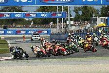 MotoGP - 2016 Rennen in Thailand und Chile?