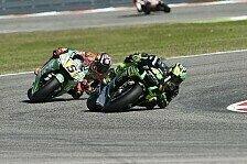MotoGP - Tech 3: Espargaro trotz Platz sechs unzufrieden