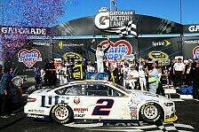 NASCAR - Bilder: MyAFibStory.com 400 - 27. Lauf (Chase 1/10)