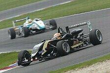 Formel 3 Cup - Titelkampf am Sachsenring