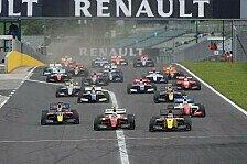 WS by Renault - Spielberg und Silverstone 2015 wieder im Kalender