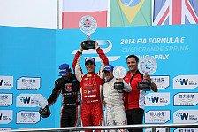 Formel E - Bilder: Peking - 1. Lauf