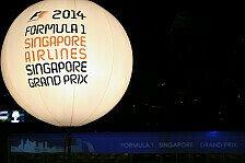 Formel 1 - Singapur GP: Der Donnerstag im Live-Ticker