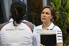 Formel 1 - Williams: Kein Kommentar zur Preisgeld-Debatte