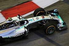 Formel 1 - Favoritencheck: Mercedes-Gegner lauern