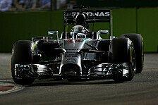 Formel 1 - Longrun-Analyse: Schwächelt Mercedes?