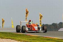ADAC Formel Masters - Drei schwierige Rennen für die Schiller-Piloten